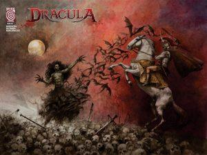 Dracula Issue 1 English